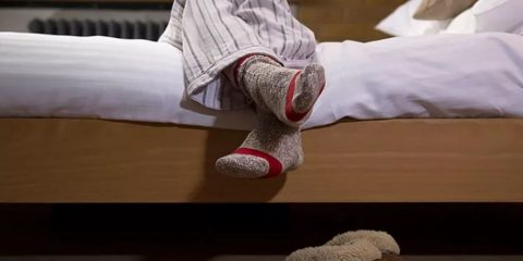 Сон в шкарпетках