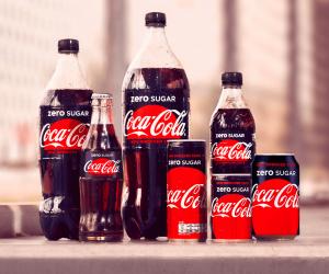 Coca Cola без цукру