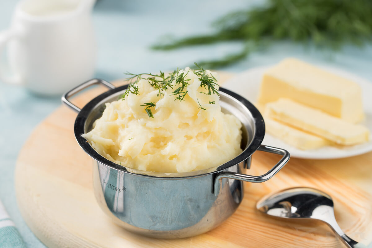 Картопляне пюре