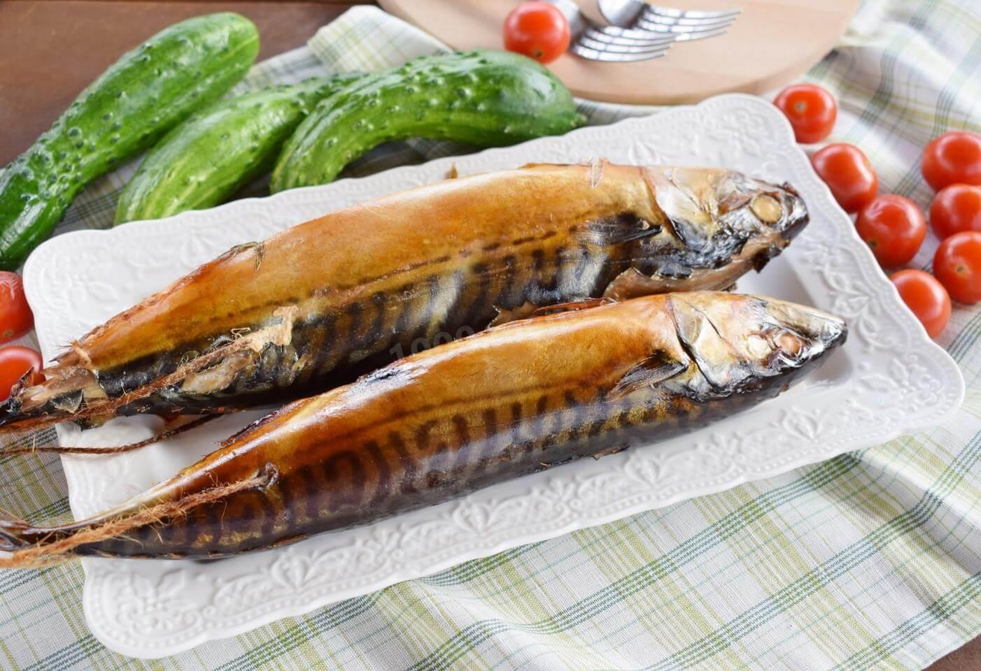 Риба гарячого копчення