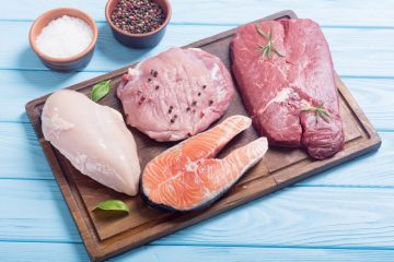 М'ясо і риба