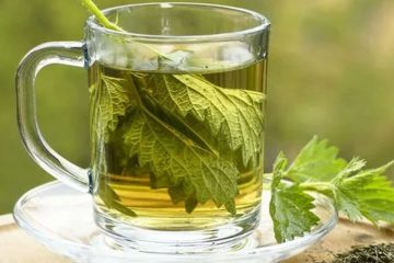 Чай з кропивою