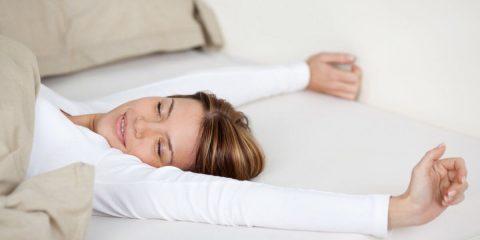 Сон без подушки