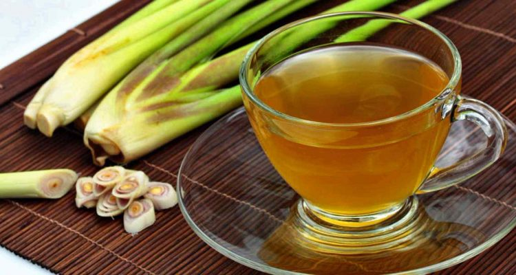 Чай з лемонграсом