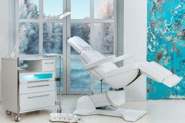 Косметолог крісло