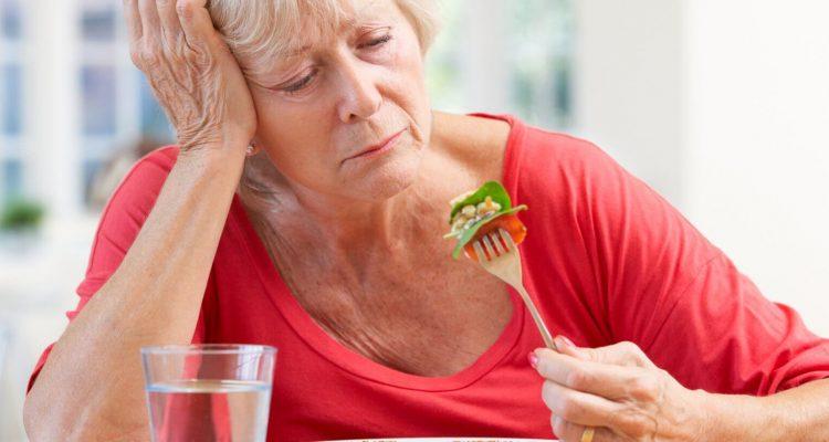Втрата апетиту