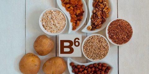 Вітамін B6