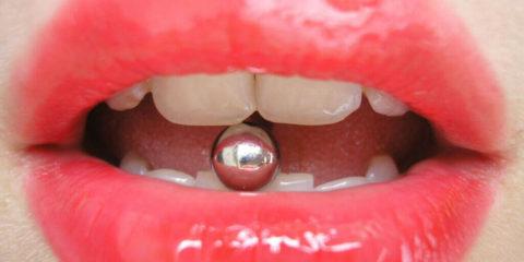 Металічний присмак в роті