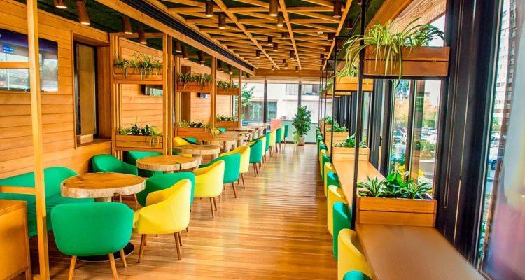 GREEN FOOD CAFÉ