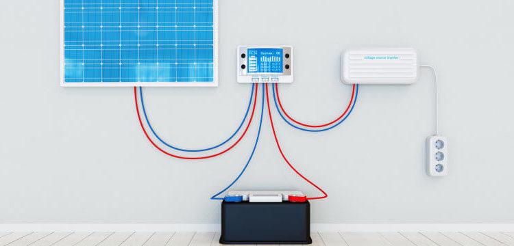 инвертор для солнечных систем