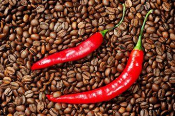 Кава з перцем
