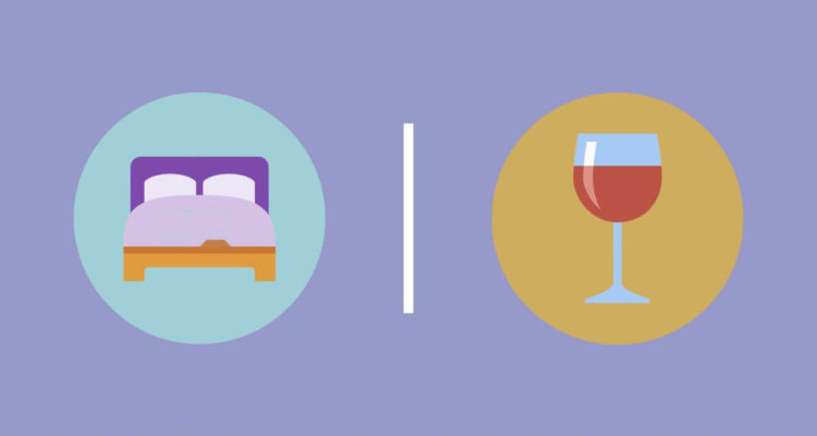 Алкоголь та сон