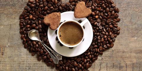 Кава і серце