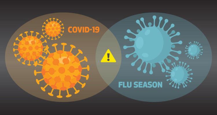 Грип та коронавірус