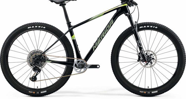 Велосипед Merida BIG.NINE 8000