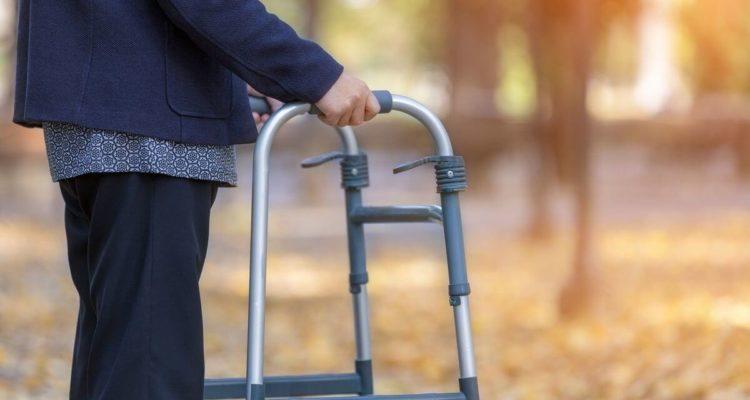 Ходунки для інвалідів
