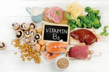 Вітамін B2