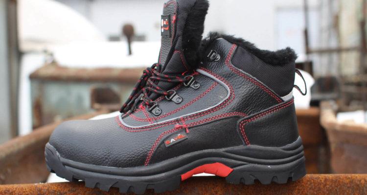 зимові робочі чоботи