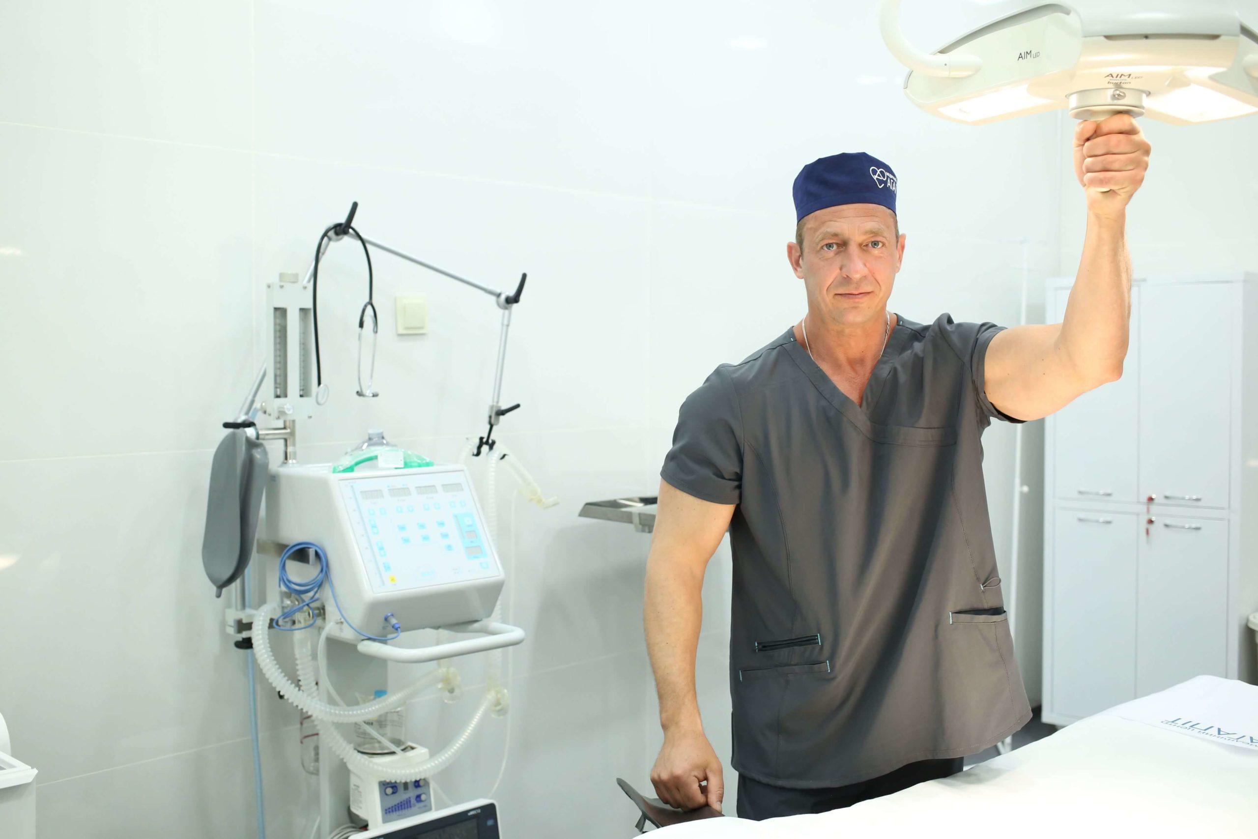 Лікар-хірург