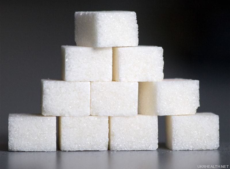 Скільки цукру в продуктах?