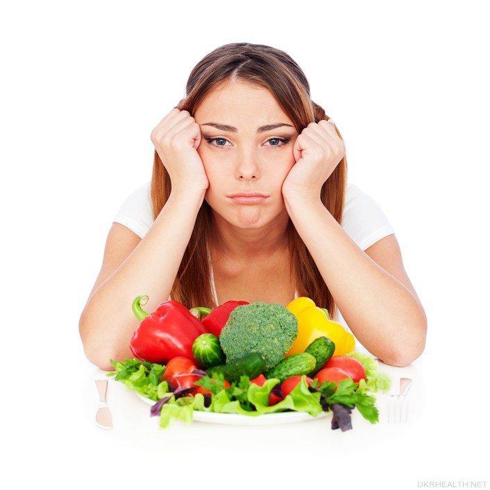 Поради для зниження апетиту