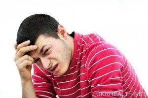 Головна біль при гіпотонії