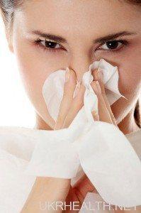 Закладеність носа