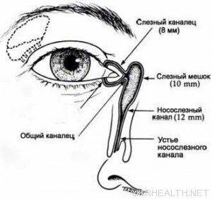 Захворювання сльоз