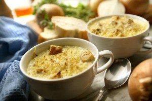 цибулевий суп