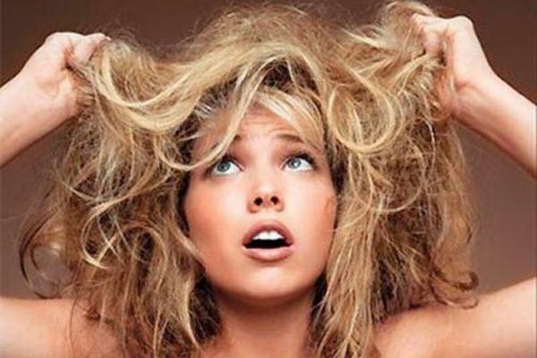 помилки у поводженні з волоссям