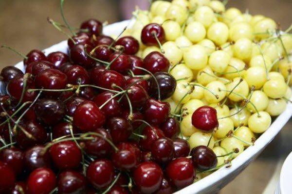 розтовстіти на фруктах