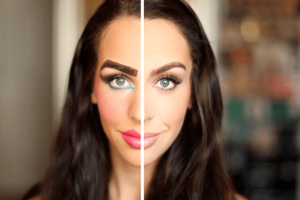 помилка макіяжу