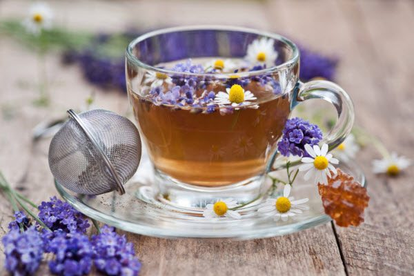 ромашковий чай