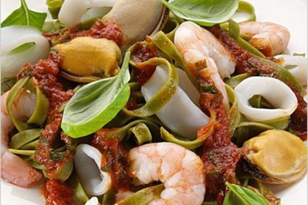 морепродукти