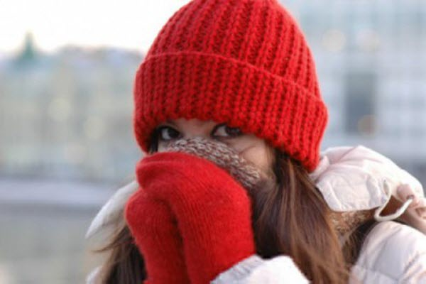 тремтіння від холоду