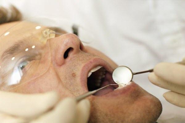 прийом дантиста