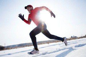 тренування взимку