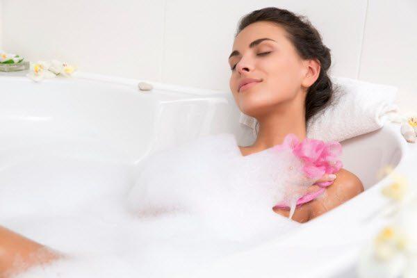 лікувальні ванни від безсоння