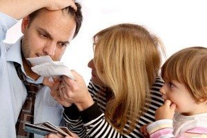 Матеріальні проблеми в сім'ї