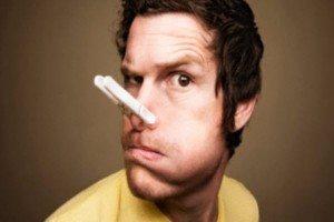 Порушення носового дихання
