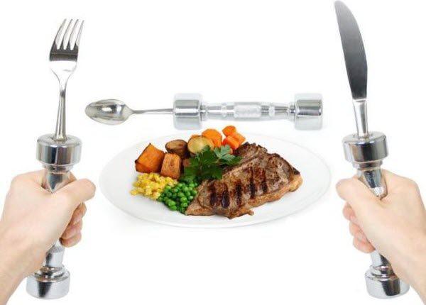 їжа для тренувань
