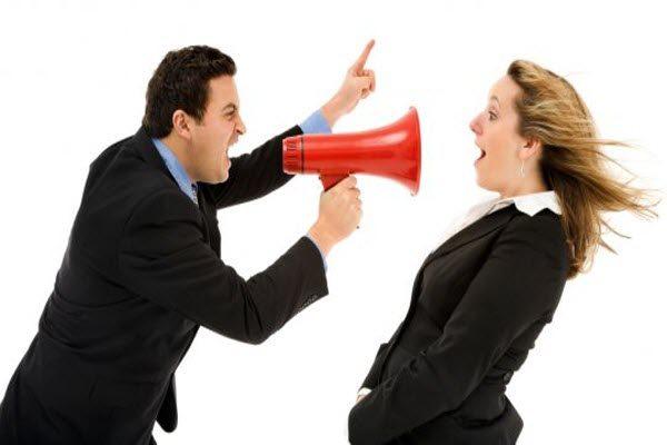 Конфлікт з начальником
