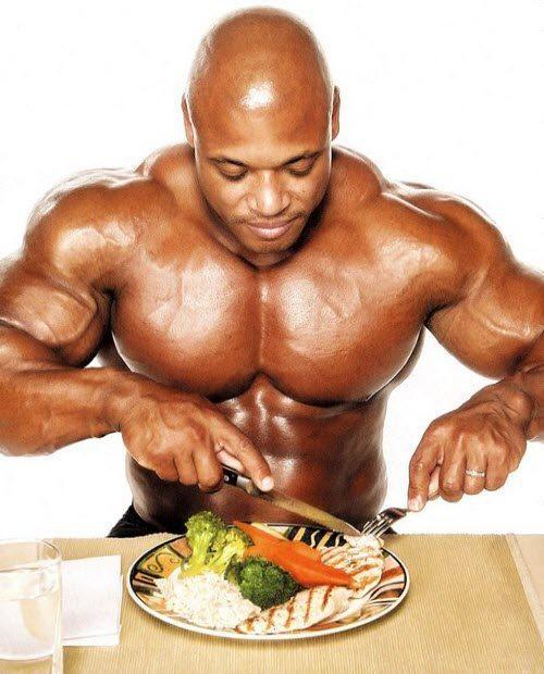 харчування після тренувань