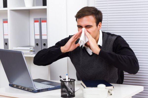 Часті застуди