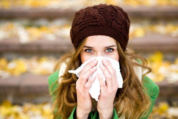 Хвороби в холодну пору року
