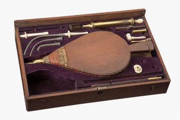 Апарат для ректального куріння