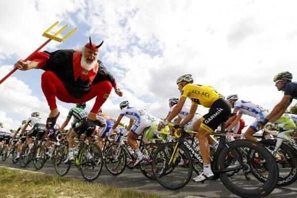 Харчування Тур де Франс