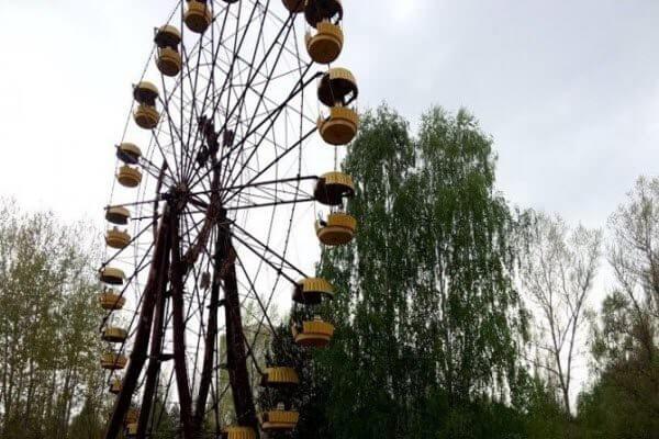 Екскурсії в Чорнобиль